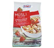 Bild på Brüggen Müsli Crunchy Jordgubbar & Yoghurt 500g