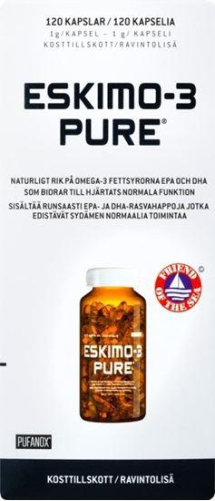 Bild på Bringwell Eskimo-3 Pure 120 kapslar