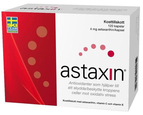 Bild på Astaxin 120 kapslar