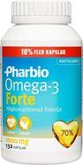 Bild på Pharbio Omega-3 Forte 132 kapslar