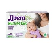 Bild på Libero Vita Amningskupor 40-p Miljömärkt