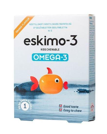Bild på Bringwell Eskimo-3 Kids tuggtabletter 27 st