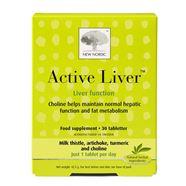Bild på New Nordic Active Liver 30 kapslar