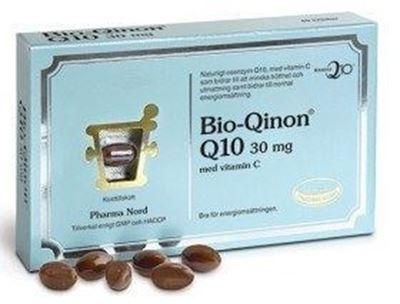 Bild på Pharma Nord Bio-Qinon Q10 30 mg 180 kapslar