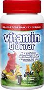 Bild på Active Care Vitaminbjörnar 60 st