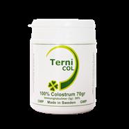 Bild på TerniCOL 100% Colostrumpulver, 70 gr