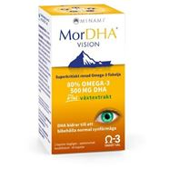 Bild på MorDHA Vision 500 mg 60 kapslar