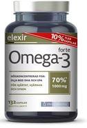 Bild på Elexir Omega-3 forte 1000 mg 132 kapslar