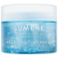 Bild på Lumene Lähde Hydration Recovery Gel Mask 150 ml