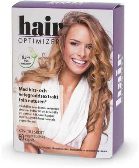 Bild på Hair Optimizer 60 kapslar