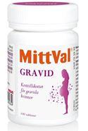 Bild på MittVal Gravid 100 tabletter