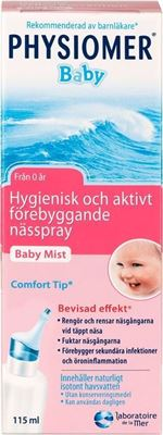 Bild på Physiomer Baby Mist, 115 ml