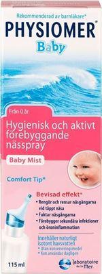 Bild på Physiomer Baby Mist, 115 ml
