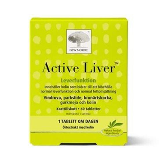 Bild på Active Liver 60 tabletter