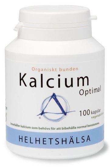 Bild på Helhetshälsa Kalcium Optimal 100 kapslar