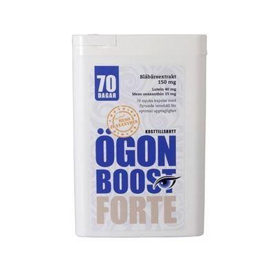 Bild på Vidasal Ögonboost Forte 70 kapslar
