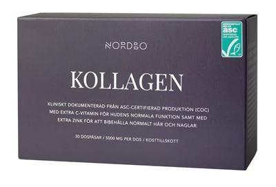 Bild på Nordbo Kollagen ASC 30 dospåsar