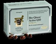Bild på Pharma Nord Bio-Qinon Active Q10 GOLD 100 mg 150 kapslar