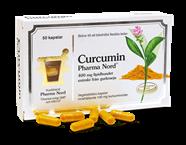 Bild på Pharma Nord Curcumin 400 mg 50 kapslar